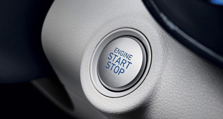 Smart Key and Button Start