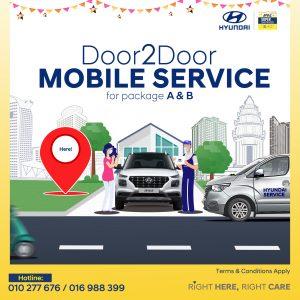 Mobile service - door to door1